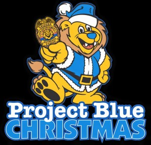 Project Blue Christmas logo