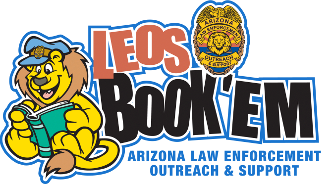 AZLEOS BOOK'em on Nov. 11th Veteran's Day at Mesa Fiesta Mall 11am