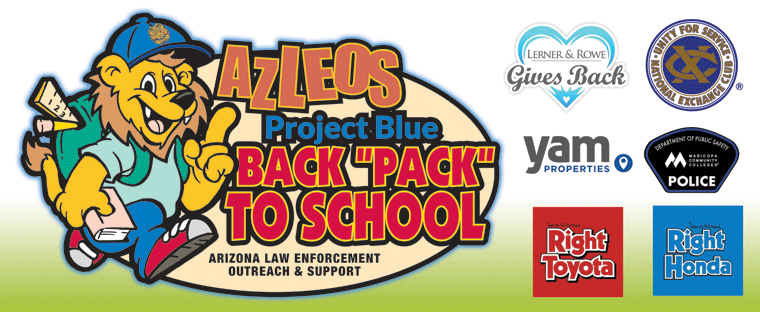 AZLEOS 2016 Banner Back to School