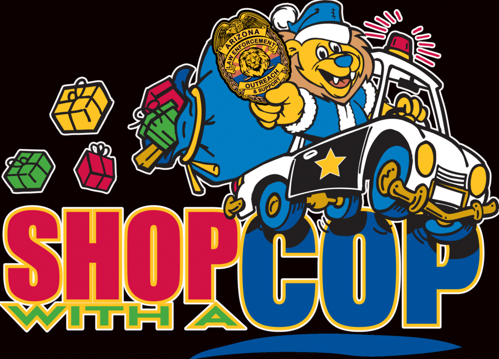 shop with a cop black background logo 2015